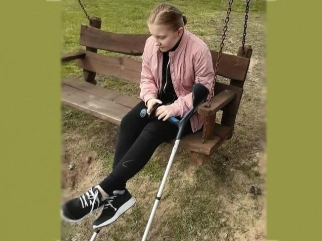 Mama nastolatniej Wiktorii prosi o pomoc. ''Każdego dnia patrzę na jej ból i cierpienie'' - Zdjęcie główne