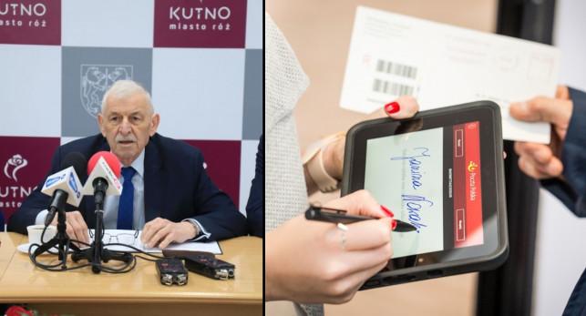 Prezydent Burzyński odmówił przekazania danych wyborców. Ministerstwo wykiwało wszystkich - Zdjęcie główne