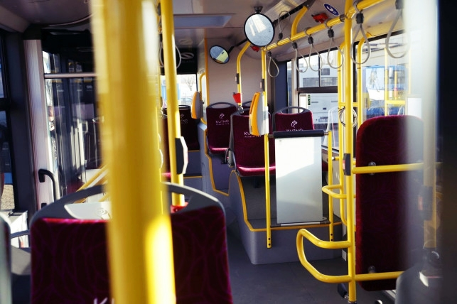 Kutnowskie autobusy nie będą już świecić pustkami. Koniec z dotychczasowym limitem pasażerów - Zdjęcie główne