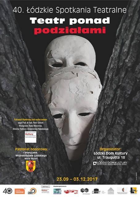 """""""KI-NO"""" Teatr InZhest z Białorusi - 40. Łódzkie Spotkania Teatralne - Zdjęcie główne"""