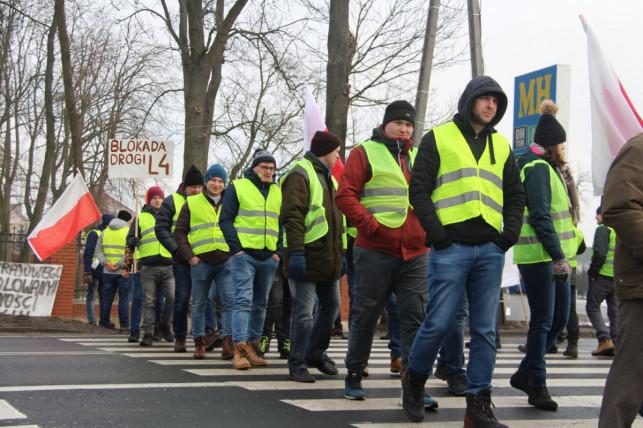 Rolnicy zablokują drogę w Kutnie? ''Z przerażaniem patrzymy w przyszłość'' - Zdjęcie główne
