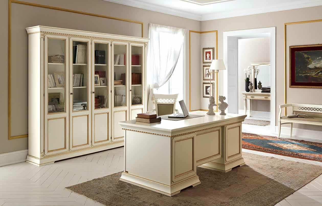 Asmeble.pl - Biblioteczki stylowe, biblioteczki włoskie - Zdjęcie główne