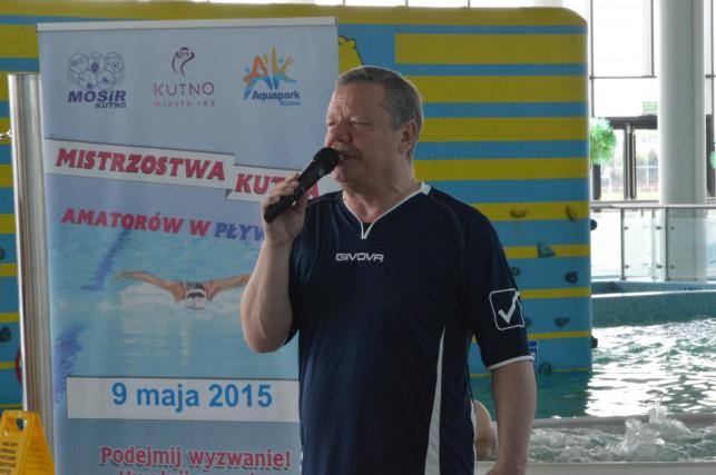 Za nami II Mistrzostwa Kutna Amatorów w Pływaniu - Zdjęcie główne