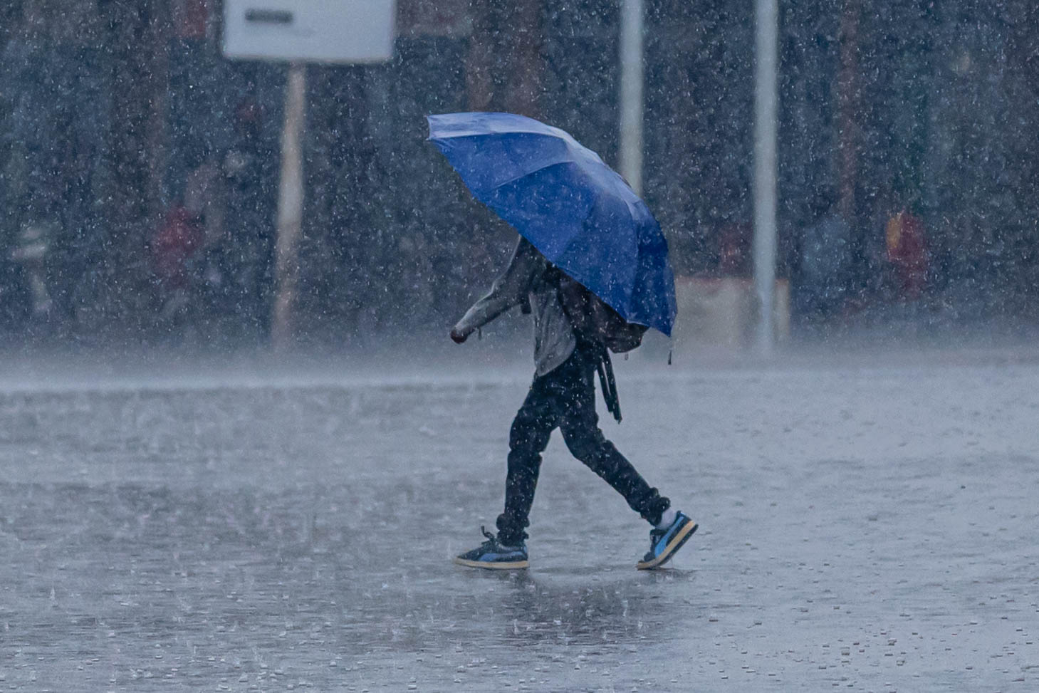 Pogoda w majówkę 2021. Ostrzeżenie meteorologiczne dla Kutna - Zdjęcie główne