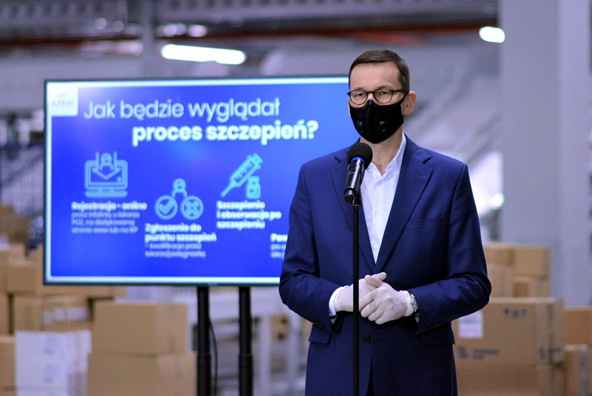 """Rząd dementuje fakenewsa dotyczącego szczepionek. """"Polska zakupiła 85 mln dawek"""" - Zdjęcie główne"""