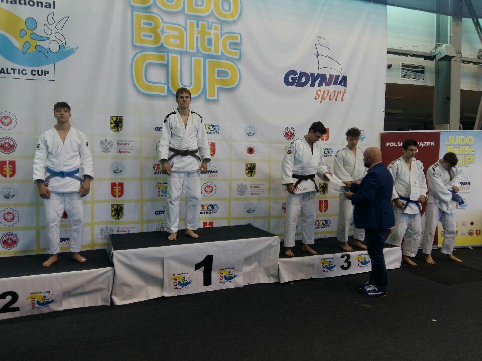 Historyczny sukces kutnowskiego judoki. Zdobył srebrny medal! [ZDJĘCIA] - Zdjęcie główne