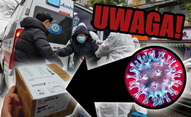 Paczki z Aliexpress przenoszą chińskiego wirusa?! Eksperci odpowiadają - Zdjęcie główne