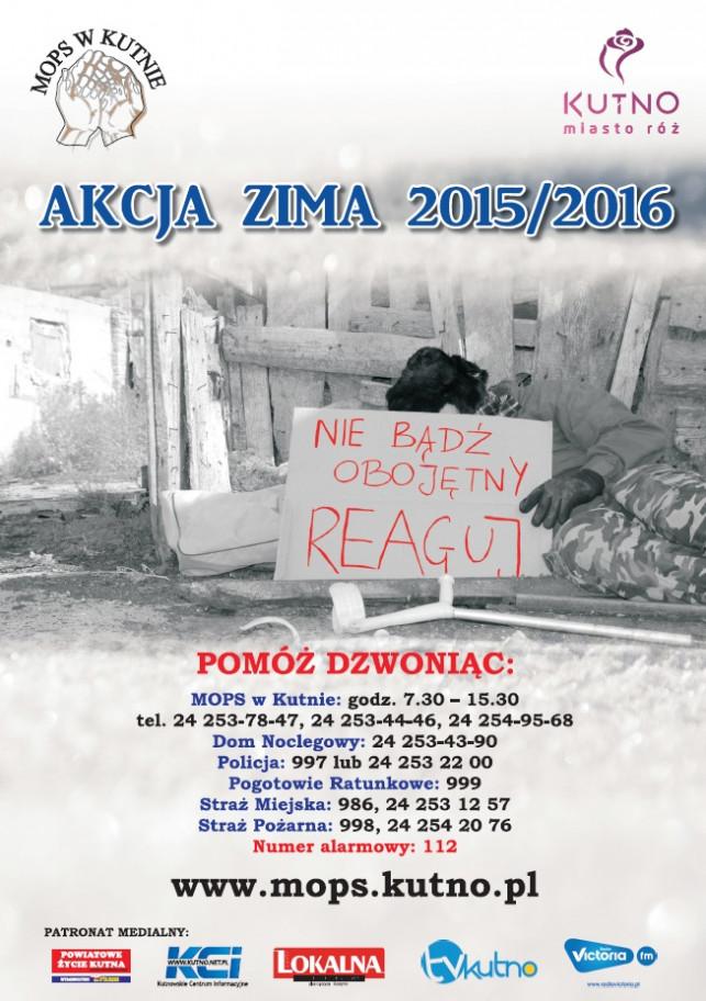 Rusza Akcja Zima 2015/16 - Zdjęcie główne