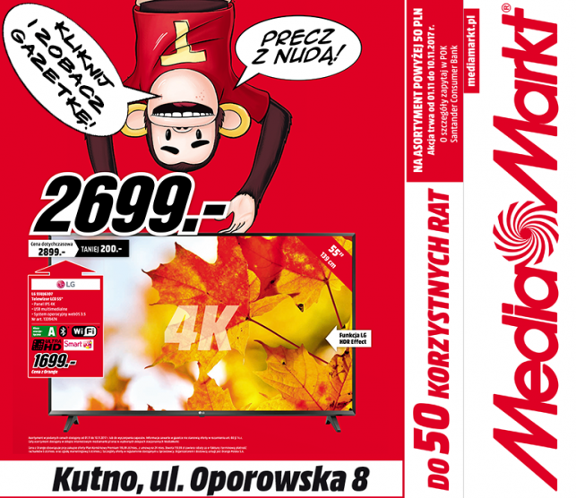 Promocje w Media Markt - Zdjęcie główne