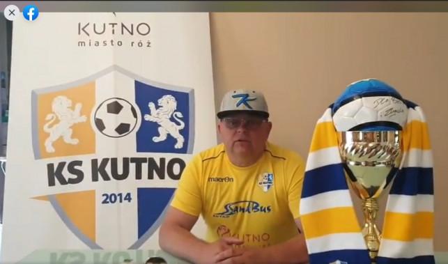 [WIDEO] Prezes KS Kutno wkracza do gry i rapuje w #hot16challenge 2. Następni będą piłkarze! - Zdjęcie główne
