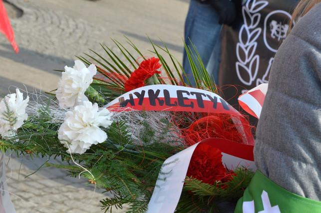 Kutnianie dla poległych. II Marsz Pamięci Żołnierzy Wyklętych - Zdjęcie główne