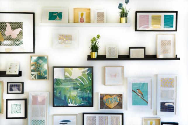 Nowoczesne obrazy do salonu, sypialni i kuchni - jak wybrać odpowiednie? - Zdjęcie główne