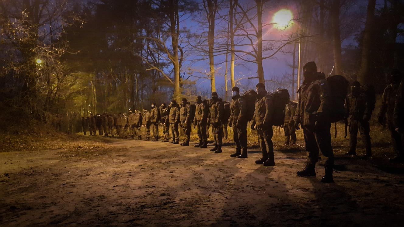 [FOTO] Sprawdzili gotowość terytorialsów. Żołnierze stawili się w Kutnie i Zgierzu - Zdjęcie główne