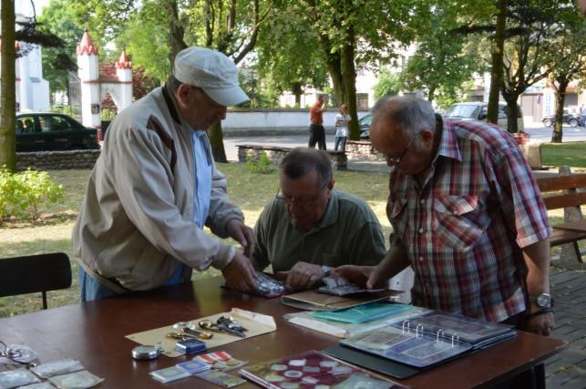 Do Krośniewic zjechali kolekcjonerzy - Zdjęcie główne