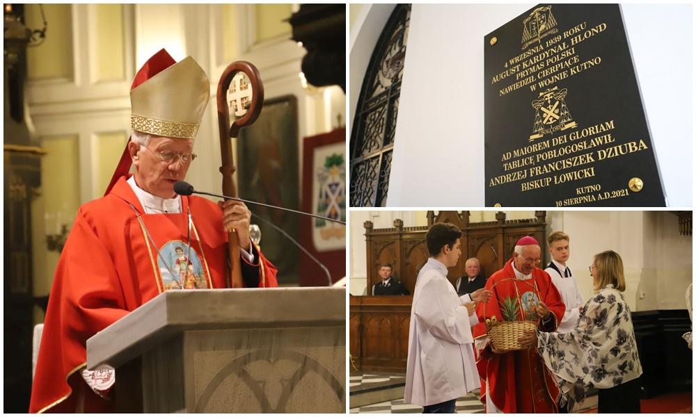Odpust w parafii św. Wawrzyńca: wizyta biskupa i wyjątkowy koncert muzyki sakralnej [ZDJĘCIA]  - Zdjęcie główne