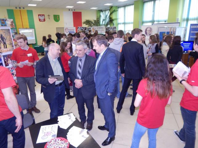 Drugi dzień Spotkań Edukacyjnych w Starostwie - Zdjęcie główne