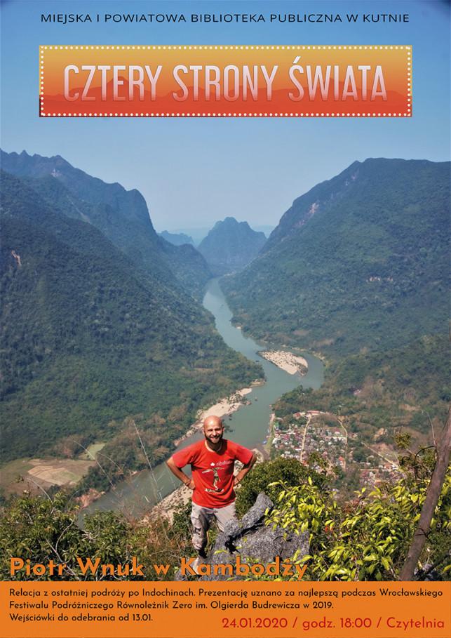 Cztery strony świata: Kambodża - Zdjęcie główne