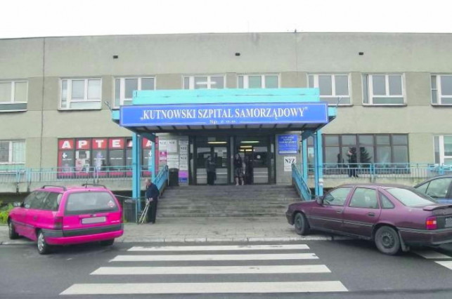 Uwaga! Kutnowski szpital ogranicza liczbę odwiedzin! Wszystko przez... - Zdjęcie główne