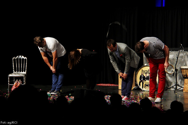 [FOTO/WIDEO]''Tak, że o'' rozbawiło do łez! Kabaret Hrabi w Kutnie - Zdjęcie główne