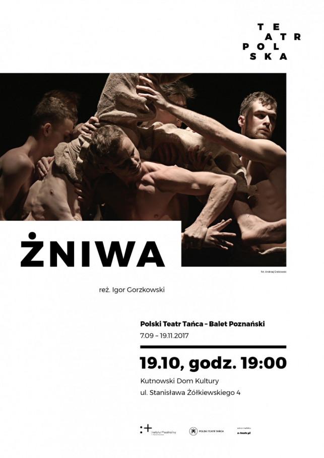 """""""Żniwa"""" Polskiego Teatru Tańca na deskach KDK-u - Zdjęcie główne"""