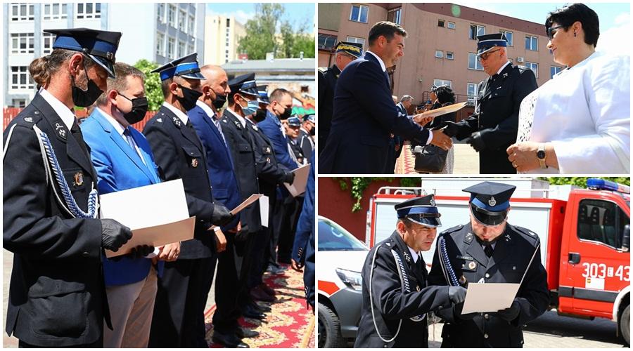 Historyczny dzień dla jednostek straży z powiatu kutnowskiego [ZDJĘCIA] - Zdjęcie główne