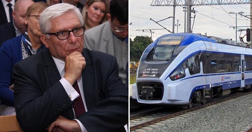 Interwencja posła zakończona sukcesem. Będzie więcej kursów na linii Kutno-Warszawa - Zdjęcie główne