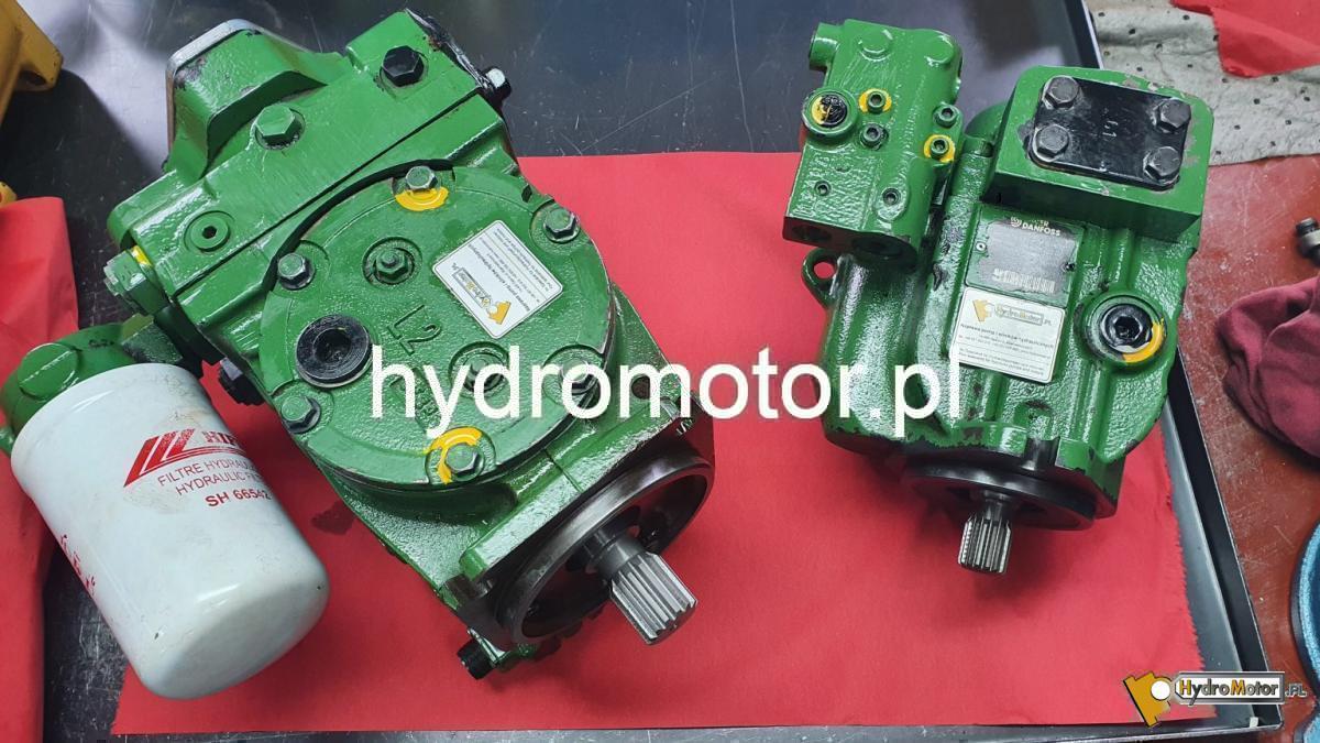 Czym różni się regeneracja od naprawy pomp i silników hydraulicznych? Czy warto wybrać te rozwiązania? - Zdjęcie główne