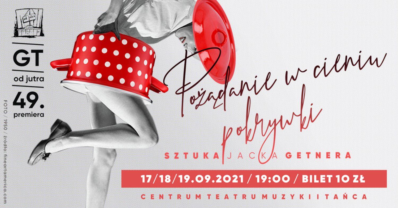 """Przed nami 49. premiera Grupy Teatralnej """"od jutra"""". Szykuje się wyjątkowy spektakl! - Zdjęcie główne"""