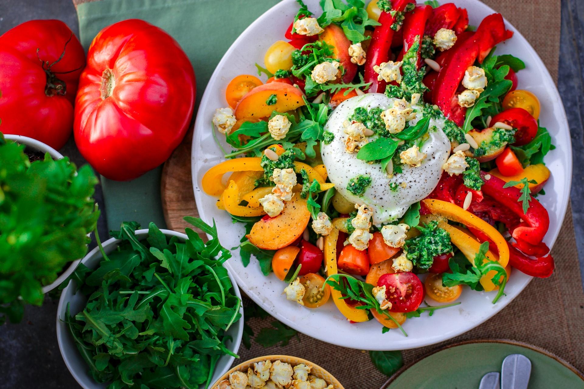Dieta wegetariańska - na czym polega? - Zdjęcie główne