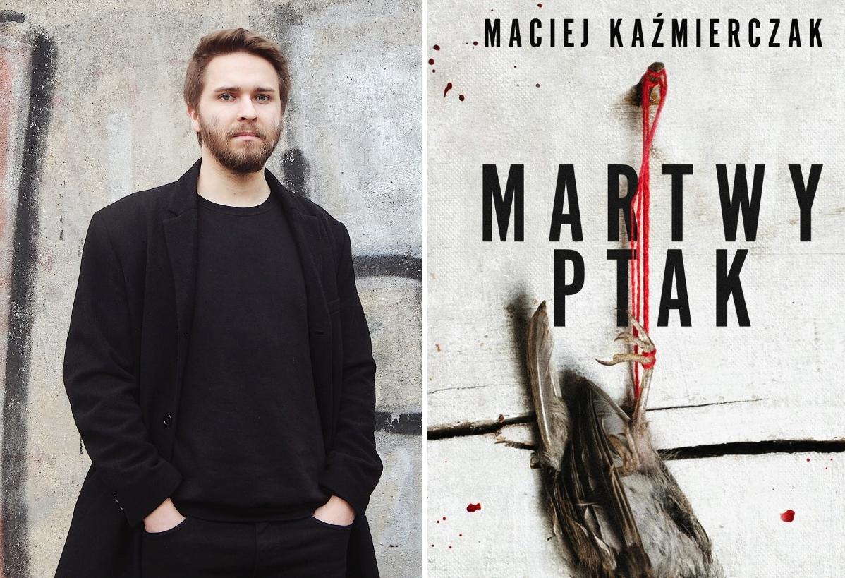 Kutnowski pisarz wydał kolejną powieść! Czy książka stanie się kryminalnym hitem? - Zdjęcie główne