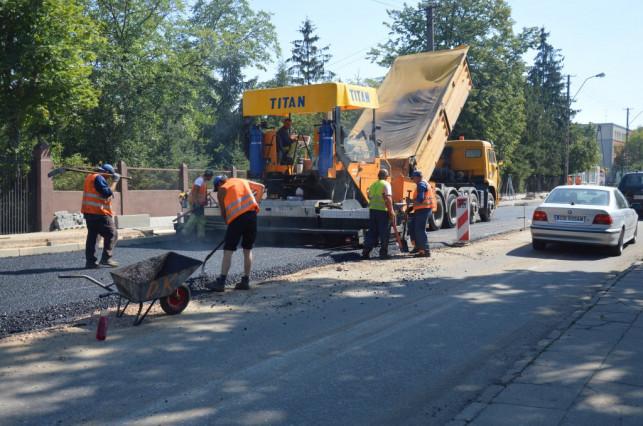 Kolejne utrudnienia na drogach - Zdjęcie główne