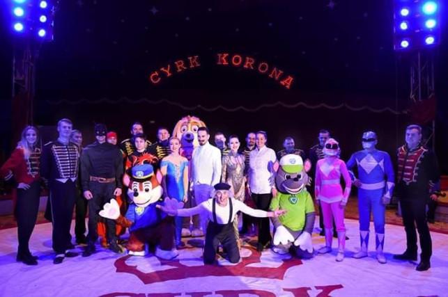 Cyrk Korona lada dzień przyjedzie do Kutna. To będzie show jak z bajki! - Zdjęcie główne