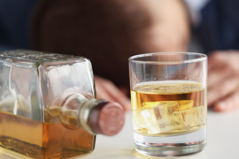 Odtruwanie alkoholowe jako pierwszy krok w działaniach antyalkoholowych - Zdjęcie główne