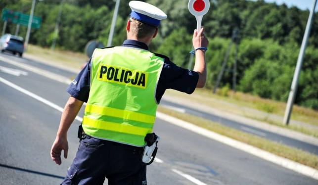 Akcja policji na drogach. Lepiej zdjąć nogę z gazu - Zdjęcie główne