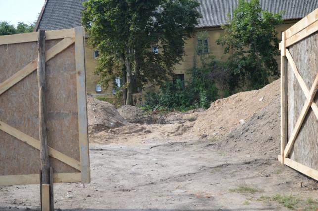 Nowy blok przy Kochanowskiego w budowie - Zdjęcie główne