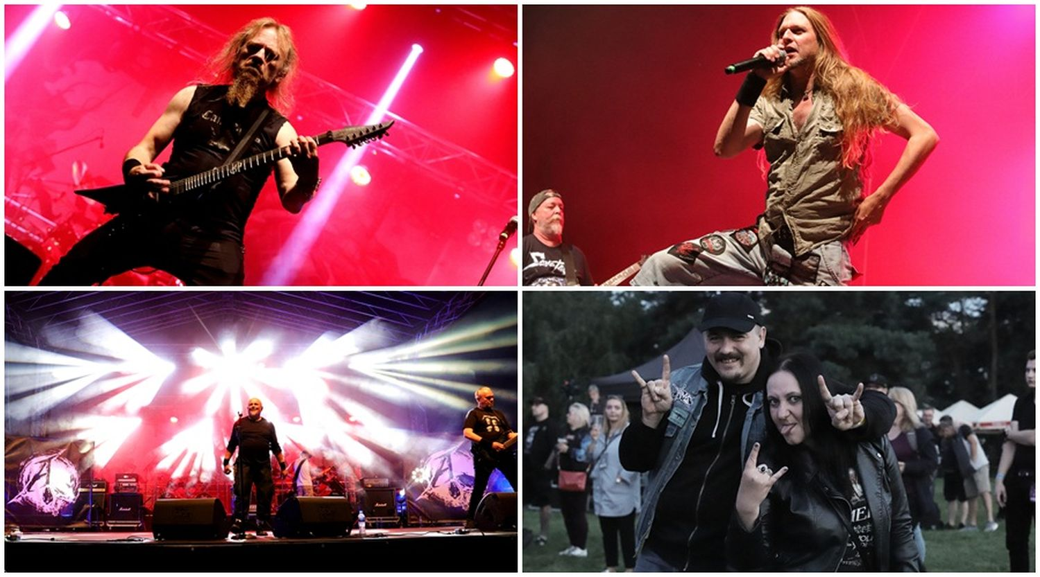 Mocne brzmienia w Kutnie! Festiwal Rock&Rose na finiszu [ZDJĘCIA] - Zdjęcie główne