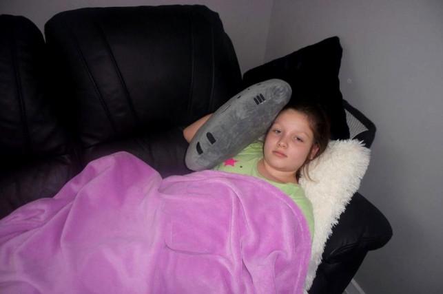 Nie wiem, jak być zdrowym dzieckiem - pomóż chorej Zoey - Zdjęcie główne