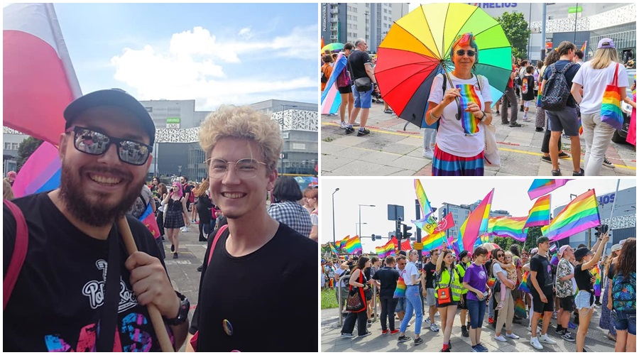 Kutno na Marszu Równości w Łodzi [ZDJĘCIA] - Zdjęcie główne