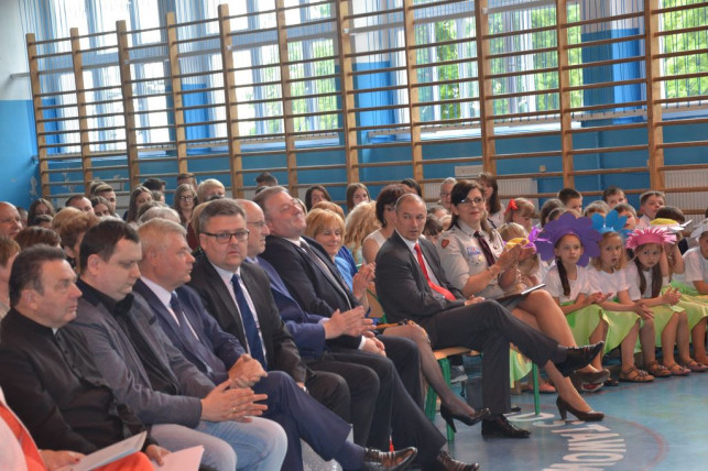 20-lecie nadania imienia  Marii Konopnickiej Szkole Podstawowej w Byszewie - Zdjęcie główne