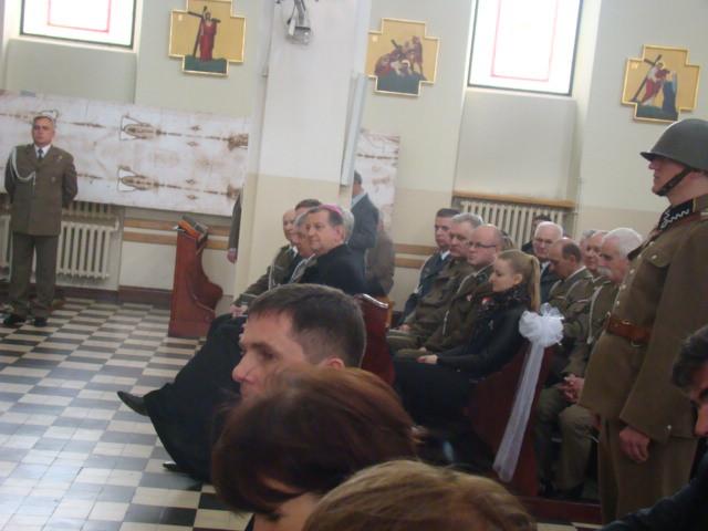 Stowarzyszenie Clonovia na uroczystości w Skierniewicach - Zdjęcie główne