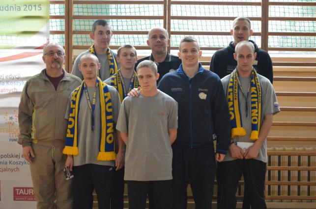 Koszykarze odwiedzili SOSW Nr 1 w Kutnie - Zdjęcie główne