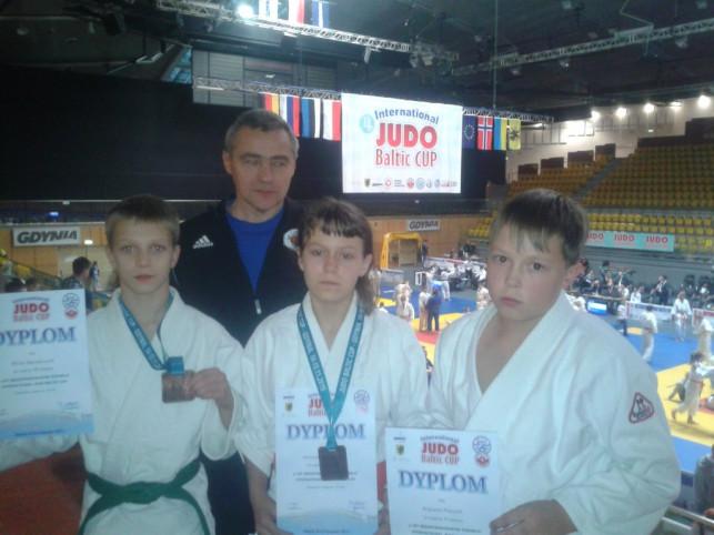 Wielki sukces kutnowskich judoków - Zdjęcie główne