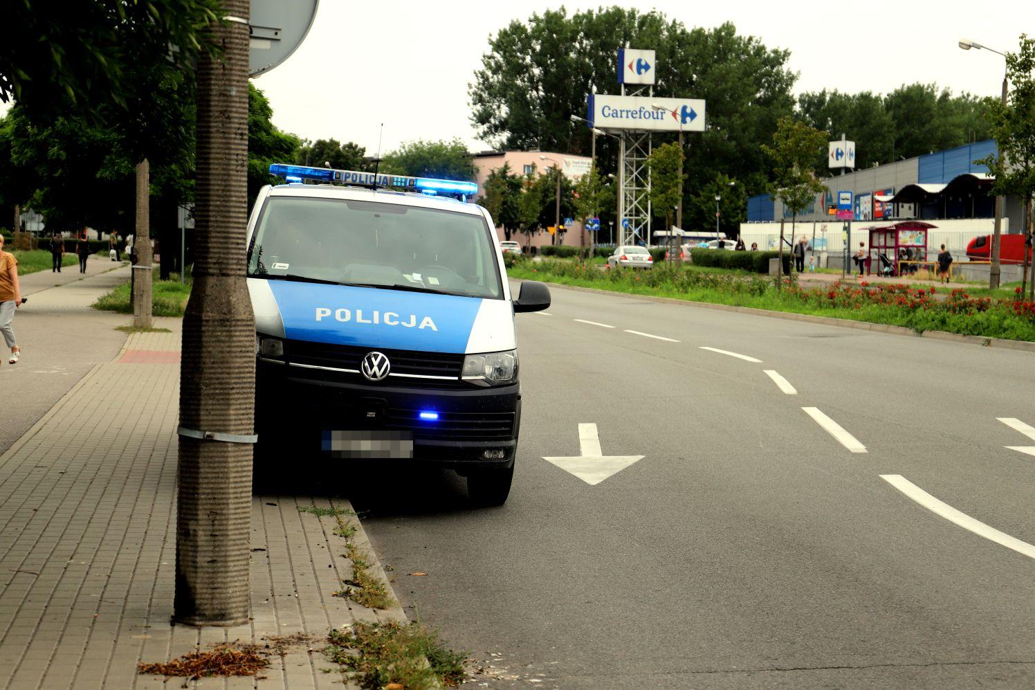 Śmiertelny wypadek w Kutnie. Policja szuka świadków - Zdjęcie główne