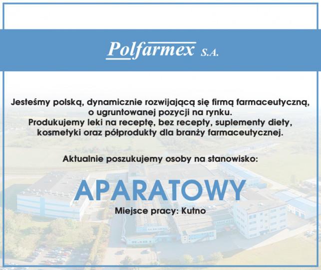 Polfarmex - rekrutacja - Zdjęcie główne