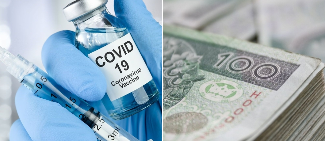 Szczepienie przeciwko COViD-19: 500 zł na zachęte? Wiemy, kto dostałby te pieniądze - Zdjęcie główne