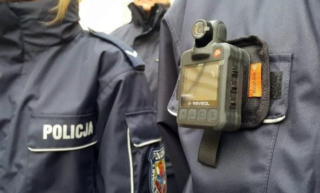 Kamery zarejestrują interwencje policji. Kiedy w Kutnie? - Zdjęcie główne