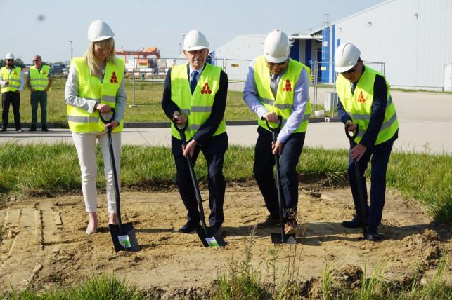 Belgijska firma wchodzi do Kutna. To ich pierwsza inwestycja w Polsce - Zdjęcie główne