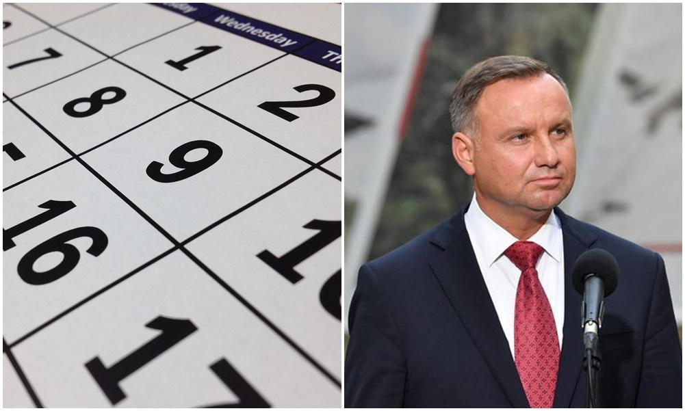 Dodatkowy dzień wolny od pracy? Czekamy na decyzję prezydenta Andrzeja Dudy - Zdjęcie główne