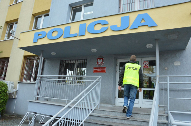 Nieoficjalnie: Koronawirus w kutnowskiej policji! Zakażeni funkcjonariusze drogówki - Zdjęcie główne