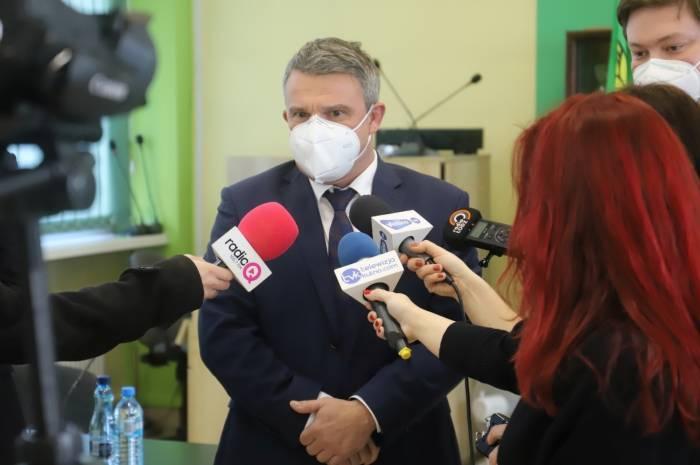"""[WYWIAD] Prezes kutnowskiego szpitala: """"Bez planu szpital mógł przestać funkcjonować"""" - Zdjęcie główne"""